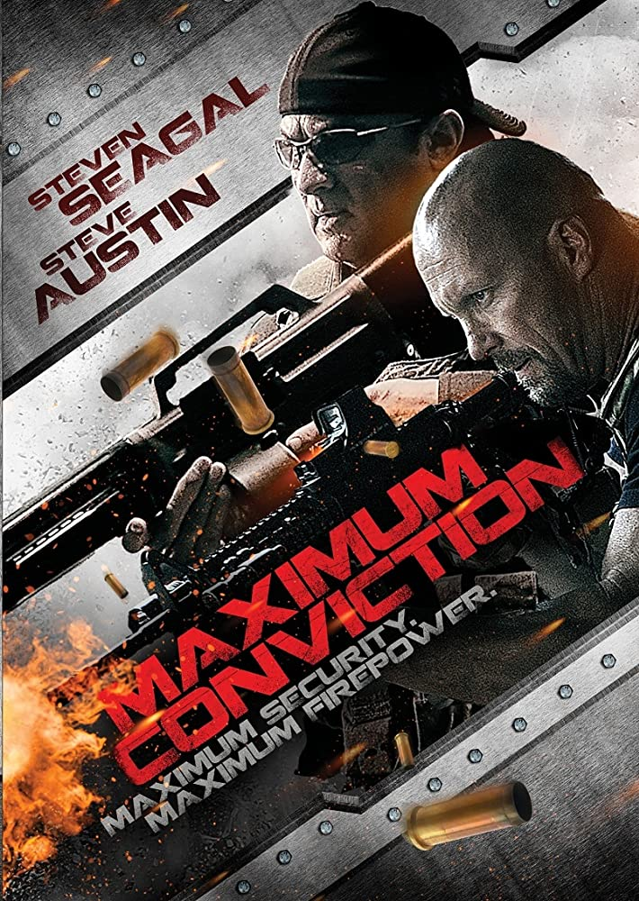 Maksimum Tehlike – Maximum Conviction (2012)