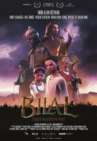 Bilal: Özgürlüğün Sesi – Bilal: A New Breed of Hero (2015)