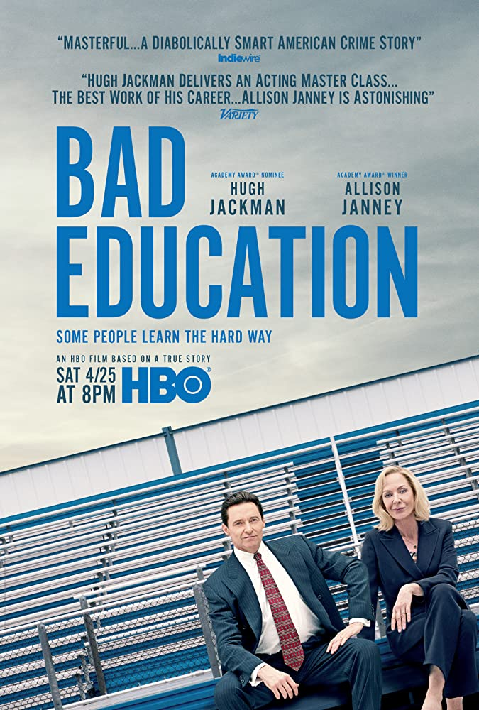 Kötü Eğitim – Bad Education (2019)