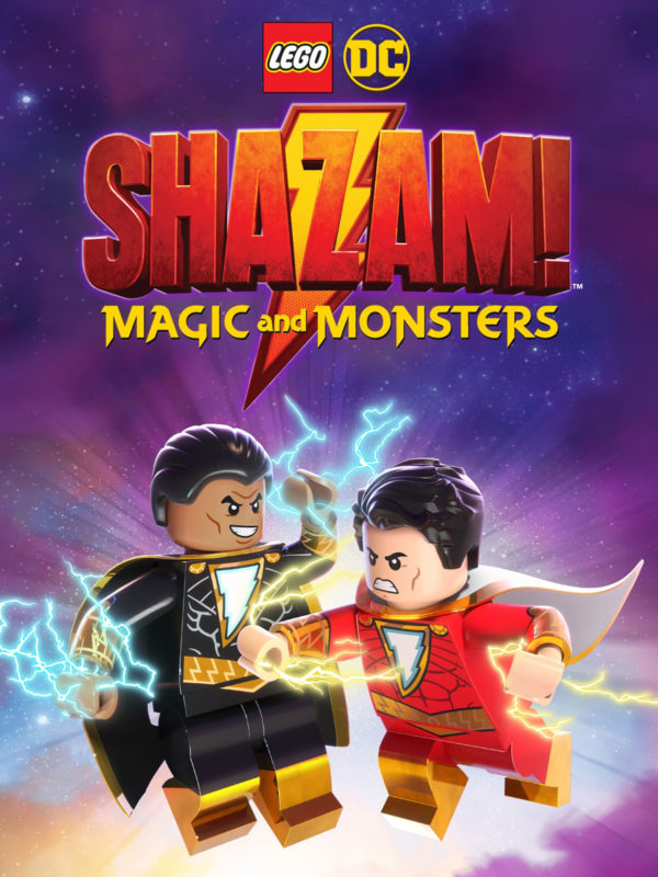LEGO DC: Shazam! – Sihir & Canavarlar – Magic and Monsters (2020)