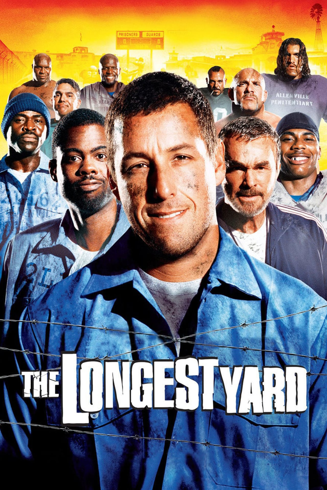 En Uzun Mesafe – The Longest Yard (2005)