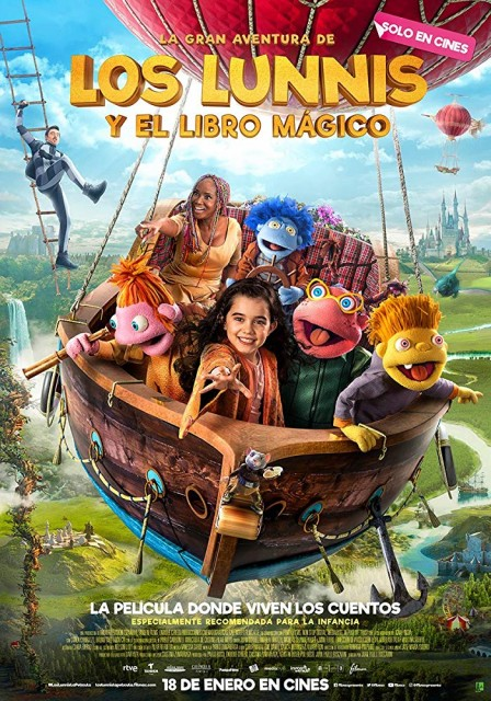 Masallar Diyarı – The Lunnis and the Great Fairy Tales Adventure (2019)