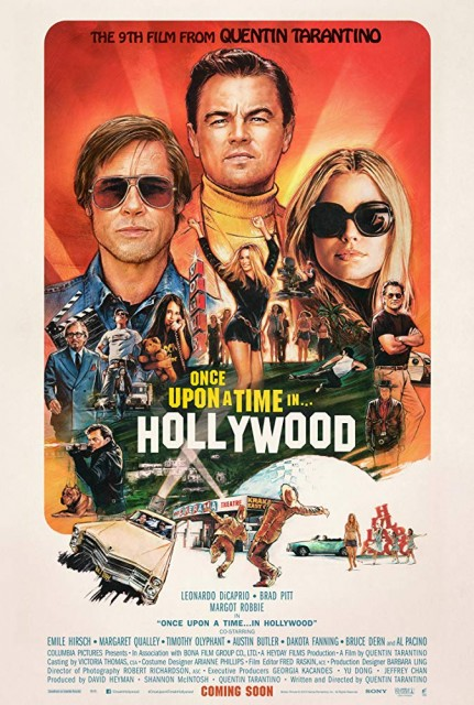 Bir Zamanlar… Hollywood'da – Once Upon a Time… in Hollywood (2019)