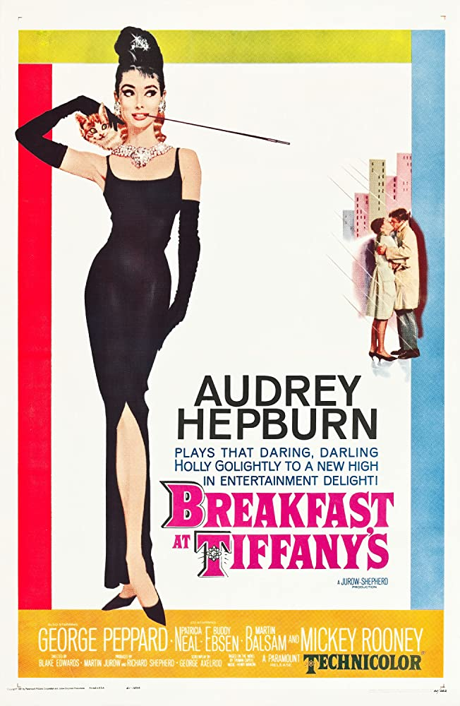 Çılgınlar Kraliçesi – Breakfast at Tiffany's (1961)