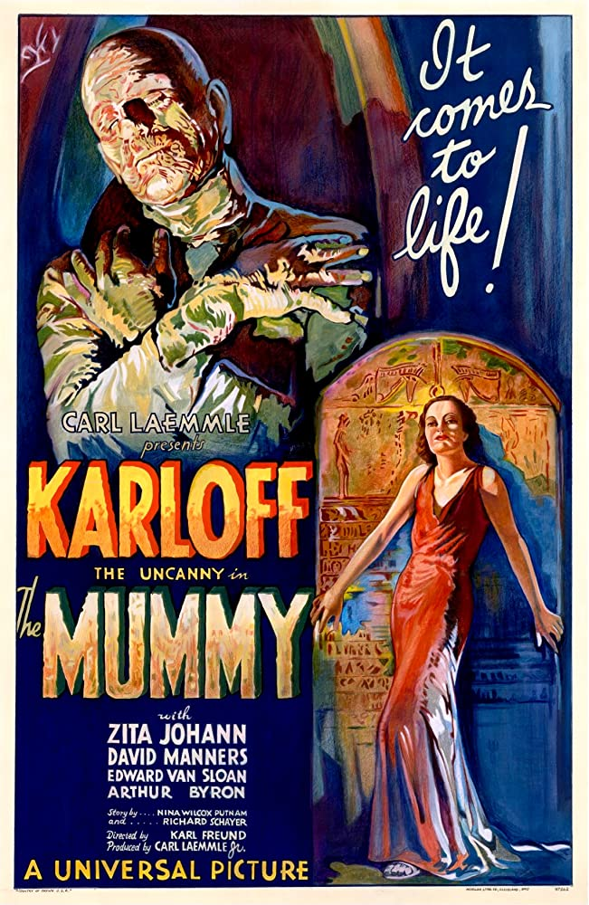 Mumya – The Mummy (1932)