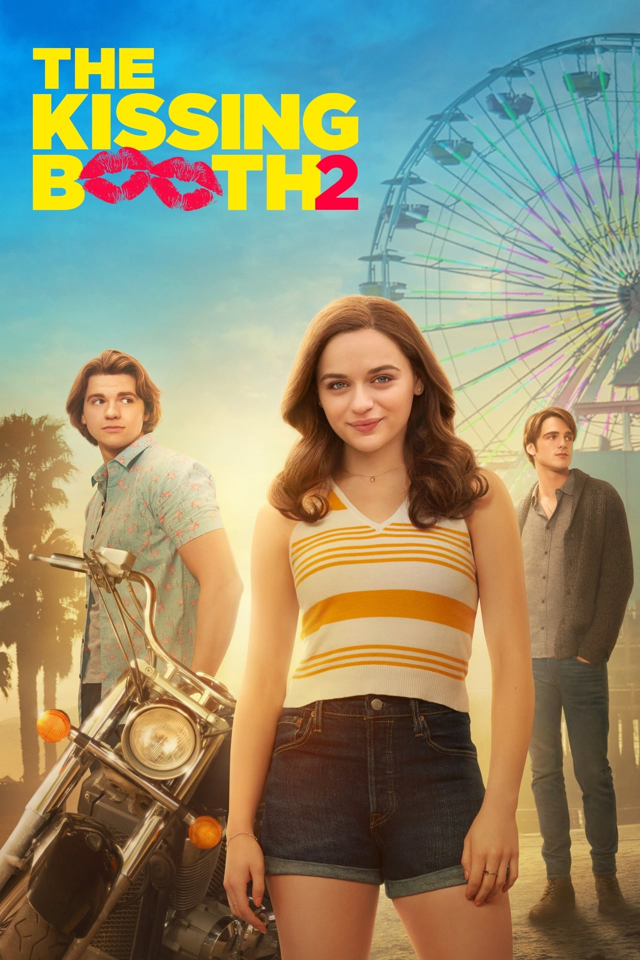 Delidolu 2 – The Kissing Booth 2 (2020)