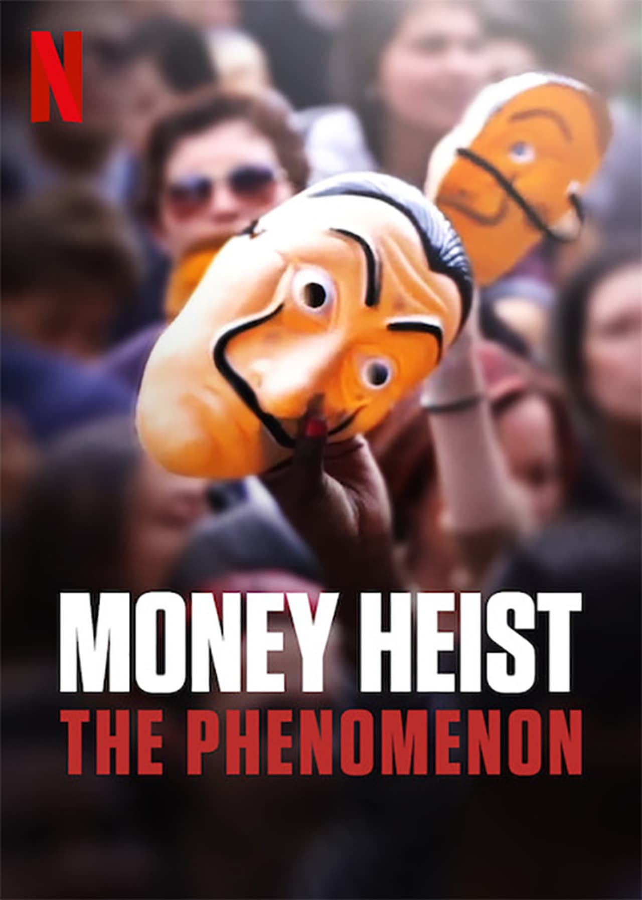 Darphane Soygunu: Fenomen – Money Heist: The Phenomenon (2020)