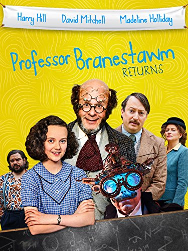 Professor Branestawm Returns (2015)