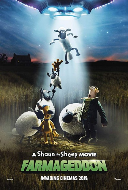 Kuzular Firarda: Uzay Parkı – A Shaun the Sheep Movie: Farmageddon (2019)