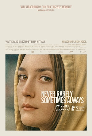 Asla, Nadiren, Bazen, Her Zaman – Never Rarely Sometimes Always (2020)