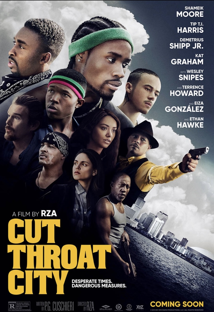 Suç Şehri – Cut Throat City (2020)