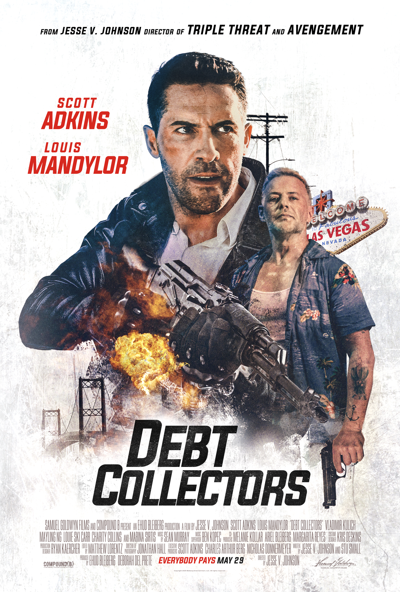 Borç Tahsildarı 2 – The Debt Collector 2 (2020)