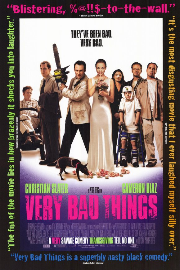 Hiç Hesapta Yokken – Very Bad Things (1998)