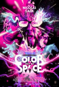 Uzaydan Gelen Renk – Color Out of Space (2019)