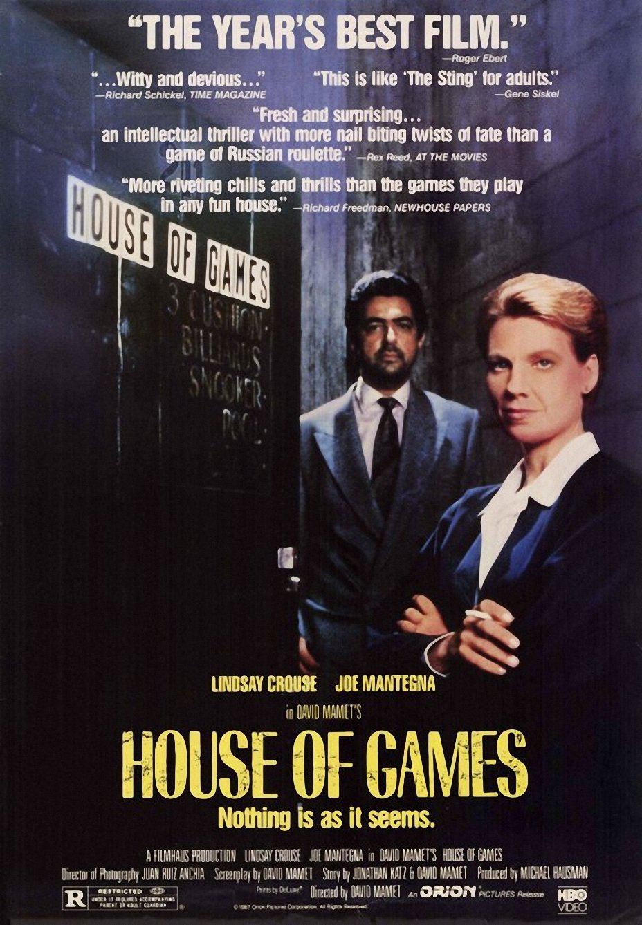 Oyun Evi - House of Games (1987)
