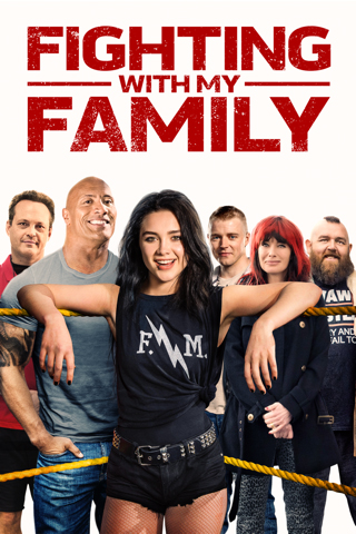 Ringde Bir Aile – Fighting with My Family (2019)