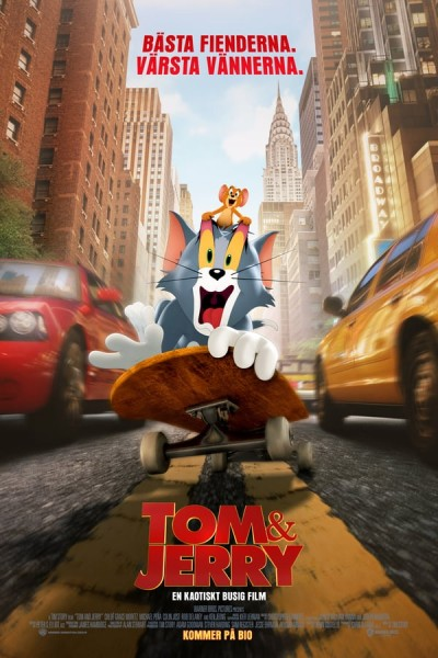 Tom ve Jerry – Tom and Jerry (2021)