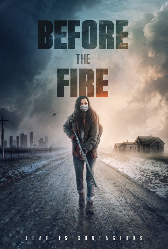 Ateşten Önce – The Great Silence / Before The Fire (2020)